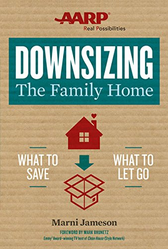 Marni Jameson, Downsizing the Family Home